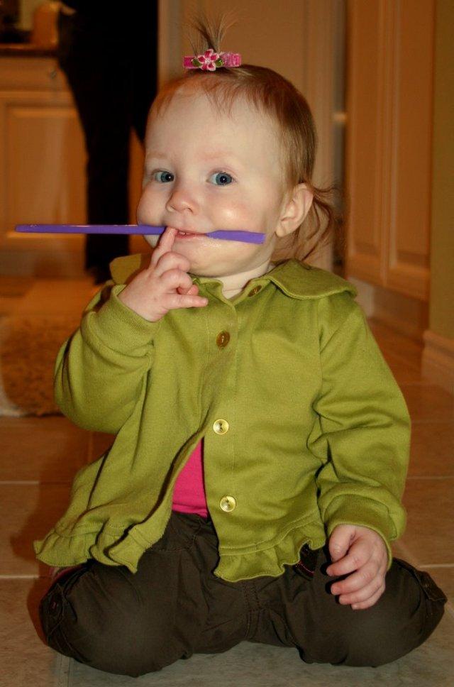 Yumm… Straws!