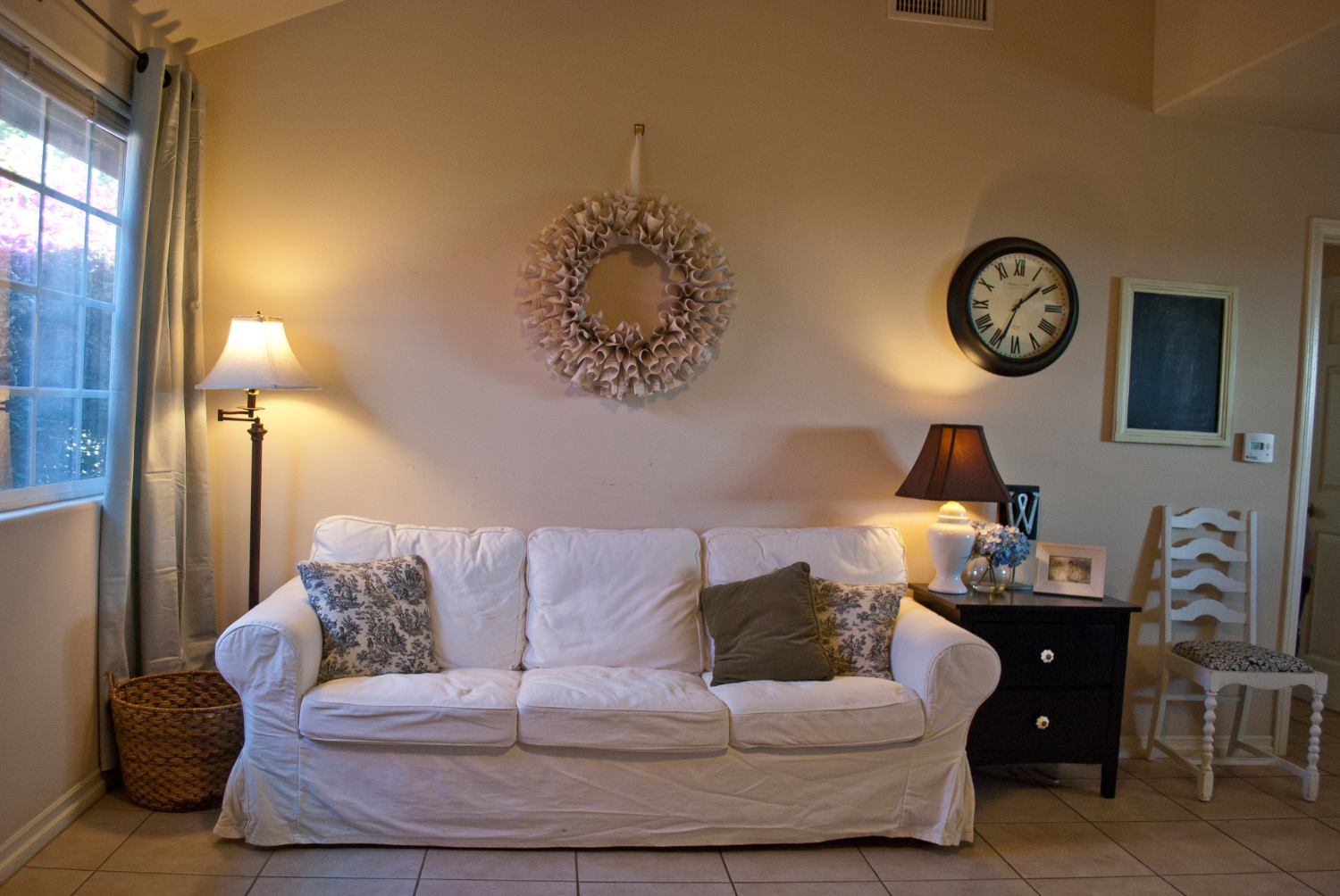 a light and airy living room our life and times gray and tan