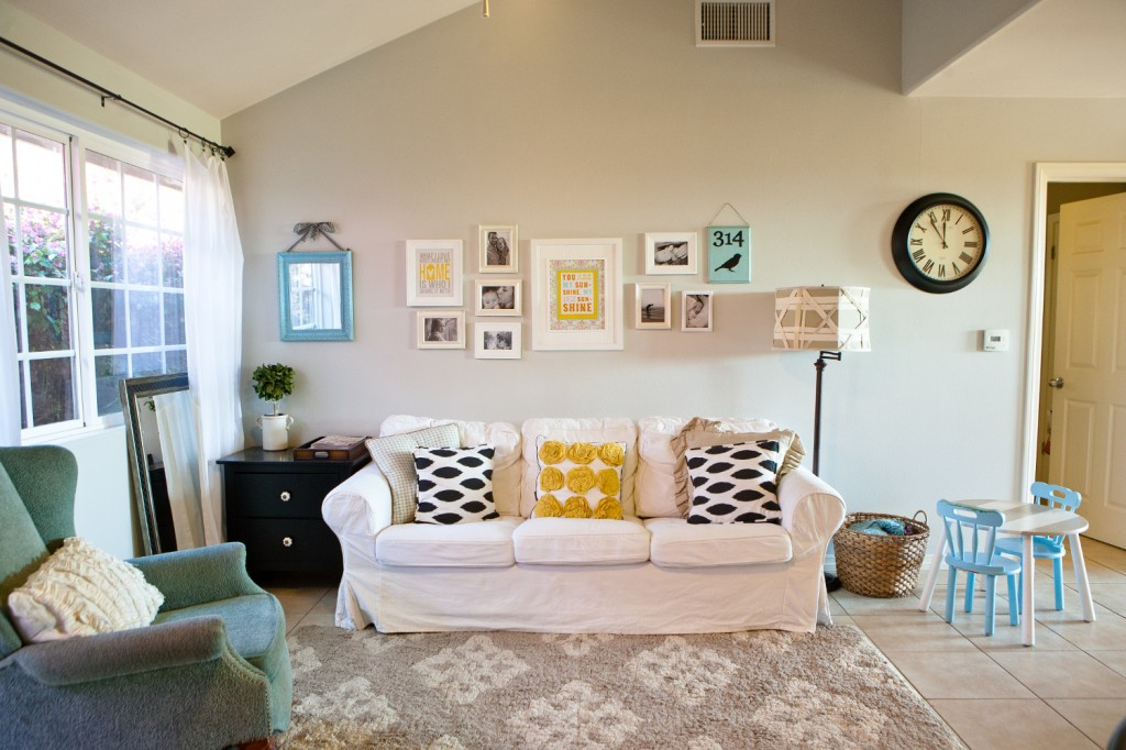 A Light And Airy Living Room 171 Our Life And Times